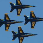 Museum of Flight to be Permanent Home to U.S. Navy F/A-18 Blue Angel