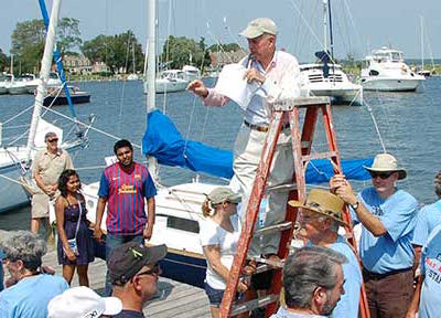 Chesapeake Bay Maritime Museum 19th Annual Charity Boat Auction