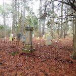 Nelson graveyard and homestead restoration underway