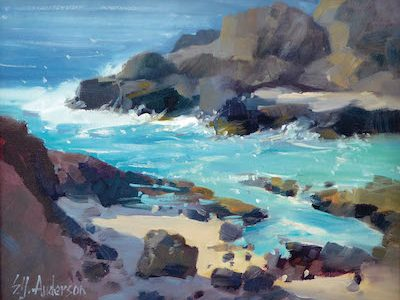 American Society of Marine Artists exhibition opens December 10 at CBMM, Academy Art Museum
