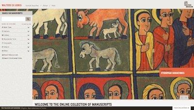 The Walters Art Museum Debuts New Manuscripts Website