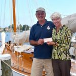 CYRG donates Elf Classic proceeds to Chesapeake Bay Maritime Museum