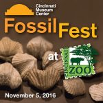 Cincinnati Museum Center brings Fossil Fest to the Cincinnati Zoo