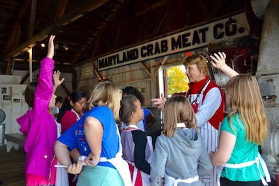 Chesapeake Bay Maritime Museum hosts Volunteer Friendraiser February 16