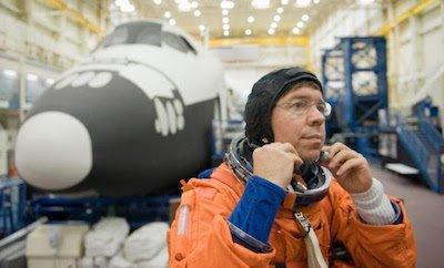 Astronaut Dr. Michael R. Barratt Featured Speaker at the The Museum of Flight