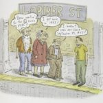 Contemporary Jewish Museum Announces Roz Chast: Cartoon Memoirs