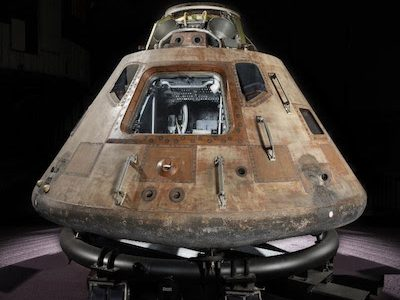 Smithsonian Selects The Museum of Flight to Exhibit Apollo 11 Spacecraft on the 50th Anniversary of the Moon Landing
