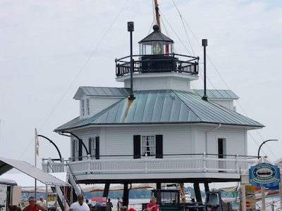 May 21 is Community Day at The Chesapeake Bay Maritime Museum