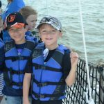 Chesapeake Bay Maritime Museum Sea Squirts Summer Camp begins June 19