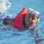 SOS Sink or Swim Forms New Organization to Teach Children to Swim Sponsored by the Chesapeake Bay Maritime Museum