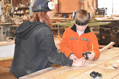Chesapeake Bay Maritime Museum Rising Tide After-School Boatbuilding program expands