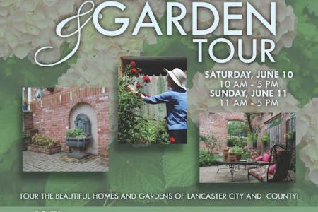 34th Annual Demuth Museum Garden Tour