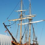 See Maryland Dove at the Chesapeake Bay Maritime Museum in St. Michaels this July