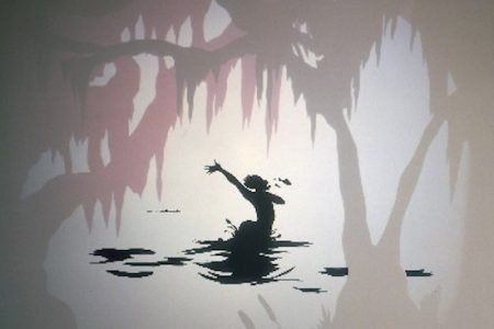 THE WORK OF CONTEMPORARY ARTISTS KARA WALKER AND HANK WILLIS THOMAS COME TOGETHER IN INSTALLATION AT THE BMA