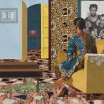 Contemporary Arts Centre Presents Njideka Akunyili Crosby: The Predecessors Exhibition