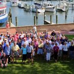 Chesapeake Bay Maritime Museum – CBMM acknowledges volunteers for generous service
