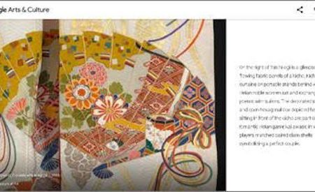 Baltimore Museum of Art (BMA) Announces new Google Arts & Culture Online Exhibition of Stunning Japanese Kimono and Obi
