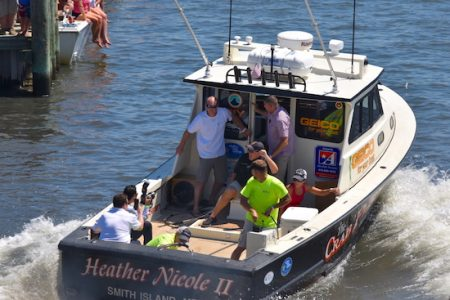 August 13 brings crabs, watermen's rodeo to the Chesapeake Bay Maritime Museum in St. Michaels, Md