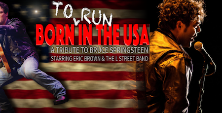 One Pulse – Born to Run in the USA: A Tribute to Bruce Springsteen – July 21st at the Foundry Art Centre