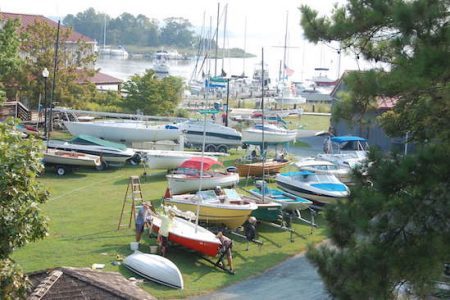 Chesapeake Bay Maritime Museum 20th annual Charity Boat Auction – September 20
