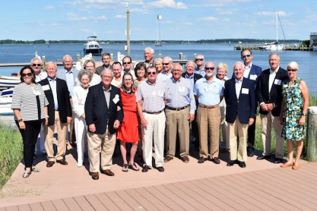 Chesapeake Bay Maritime Museum – CBMM Board holds annual fiscal review meeting