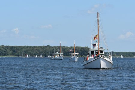 August Boater Safety Course at the Chesapeake Bay Maritime Museum