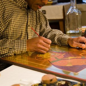 Museum of Russian Icons announce 2-Day Ethiopian Icon Workshop with Christopher Gosey