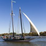 See Lady Maryland at the Chesapeake Bay Maritime Museum in St. Michaels, Md