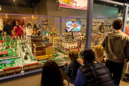 Trains, LEGO and Santa highlight 12,000 square feet of holiday experience at Cincinnati Museum Center