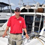 Marinucci joins the Chesapeake Bay Maritime Museum Charity Boat Donation program