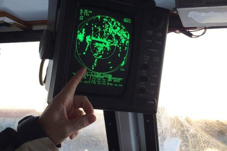 Learn electronic navigation at the Chesapeake Bay Maritime Museum in St. Michaels, Md