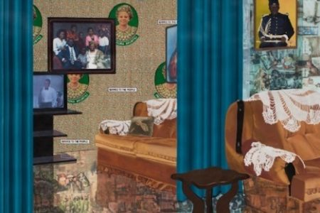 Baltimore Museum of Art (BMA) announces an exhibition of new paintings by artist Njideka Akunyili Crosby