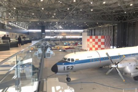 The Museum of Flight Partners with New Aviation Museum in Japan