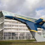 Museum of Flight Puts Blue Angel on a Pedestal