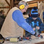 Chesapeake Bay Maritime Museum offers holiday workshops for students during breaks