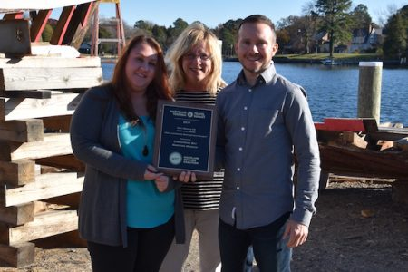 Chesapeake Bay Maritime Museum recognized for Maryland's Best Media and PR Campaign