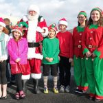 Santa's Airplane Lands and Caspar Babypants Sings at Museum of Flight Holiday Party
