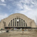 Cincinnati Museum Center Union Terminal first full structural restoration