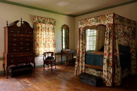 National Park Exhibits Xiomaro's Photographs of George Washington's Headquarters for Presidents Day