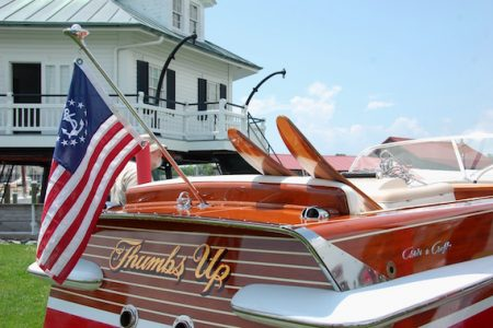 Chesapeake Bay Maritime Museum 31st annual Antique and Classic Boat Festival and the Arts