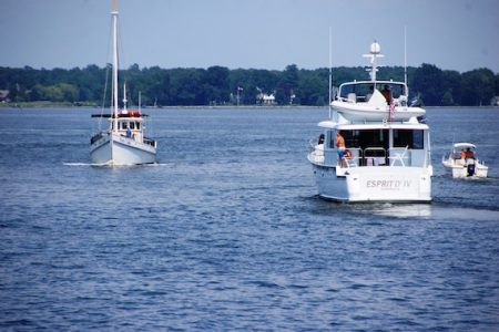 Boater safety courses begin at the Chesapeake Bay Maritime Museum in St. Michaels