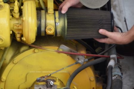 Recommission your boat engine at the Chesapeake Bay Maritime Museum