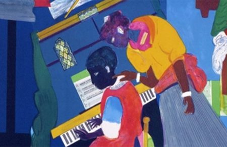 Hofstra University Museum Presents Romare Bearden: Storyteller