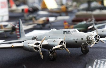 Northwest's Largest Scale Model Show at the Museum of Flight