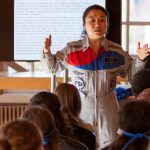Young Women Meet Aerospace Mentors at the Museum of Flight