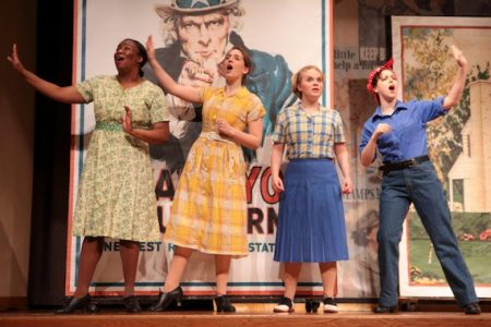 """Museum of Flight Free First Thursday Features 5th Avenue Theatre's """"Rosie the Riveter"""" Musical"""