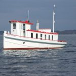 Chesapeake Bay Maritime Museum announces next restoration project the 1912 tug Delaware