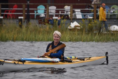 Paddle with the President at the Chesapeake Bay Maritime Museum