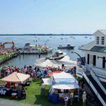 Watermen's Appreciation Day at the Chesapeake Bay Maritime Museum in St. Michaels, Md