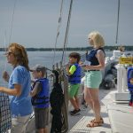 Ecology cruises aboard Winnie Estelle at the Chesapeake Bay Maritime Museum